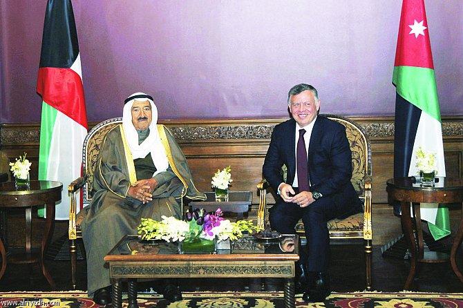 الاردن يقف مع الكويت في مواجهة الارهاب