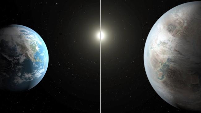 ناسا تعلن اكتشافها  لكوكب شبيه بالارض