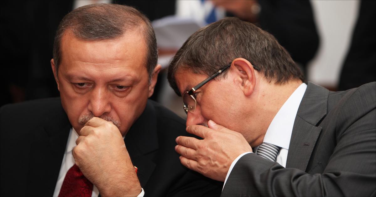 أوغلو يفشل في تشكيل حكومته ويُعد التفويض لأردوغان