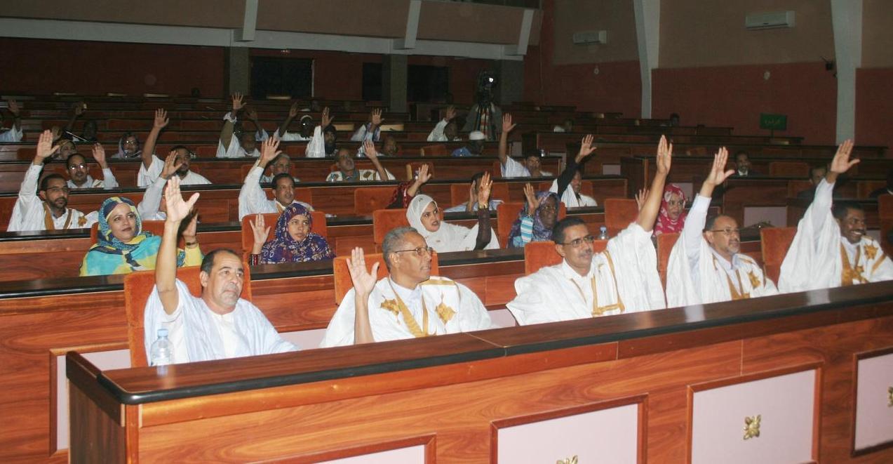 البرلمان الموريتاني يجرم العبودية