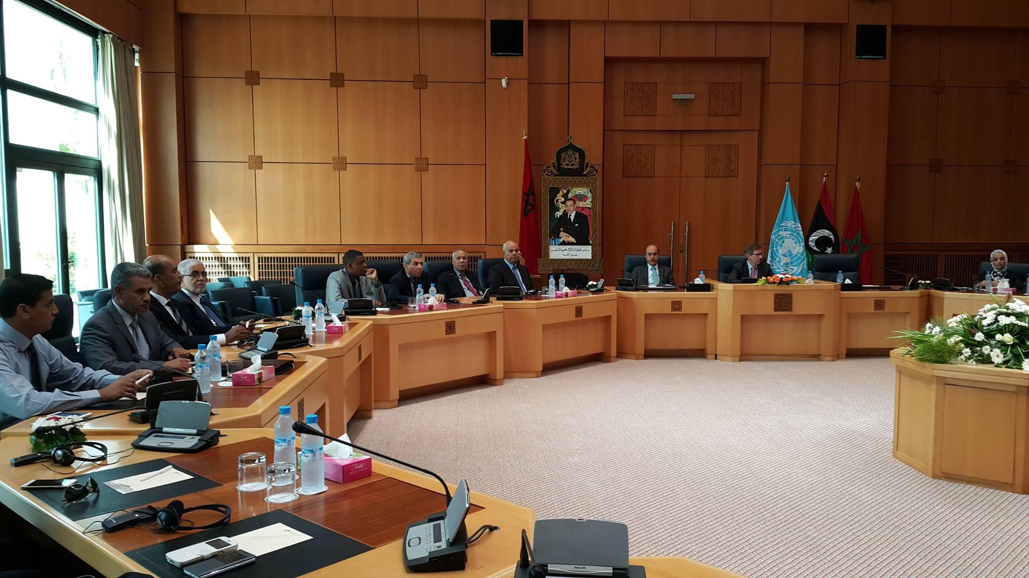 الحوار الليبي يترنح بين الصخيرات وجنيف