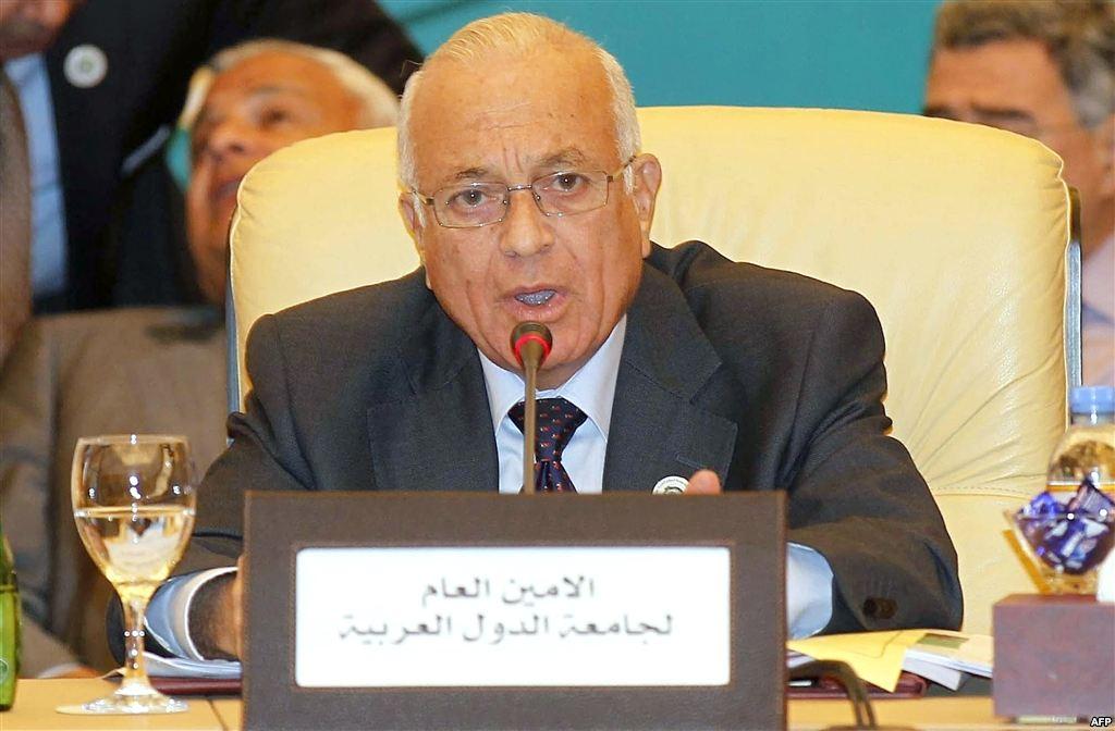 العربي يؤيد جهود الوساطة لحل الأزمة السورية