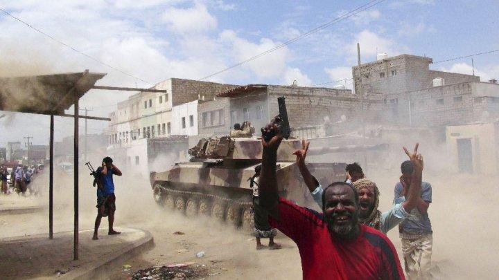 اليمن و تطورات للتحالف ميدانيا في العاصمة صنعاء