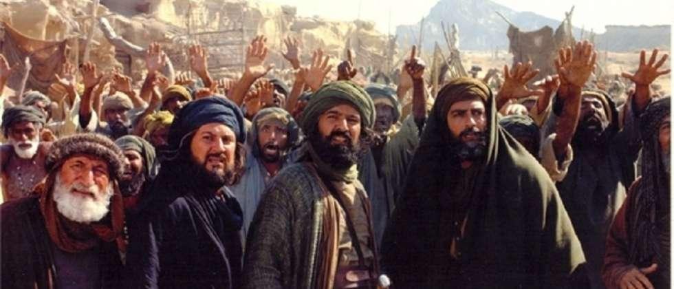 بدء عرض ( محمد رسول الله ) في إيران