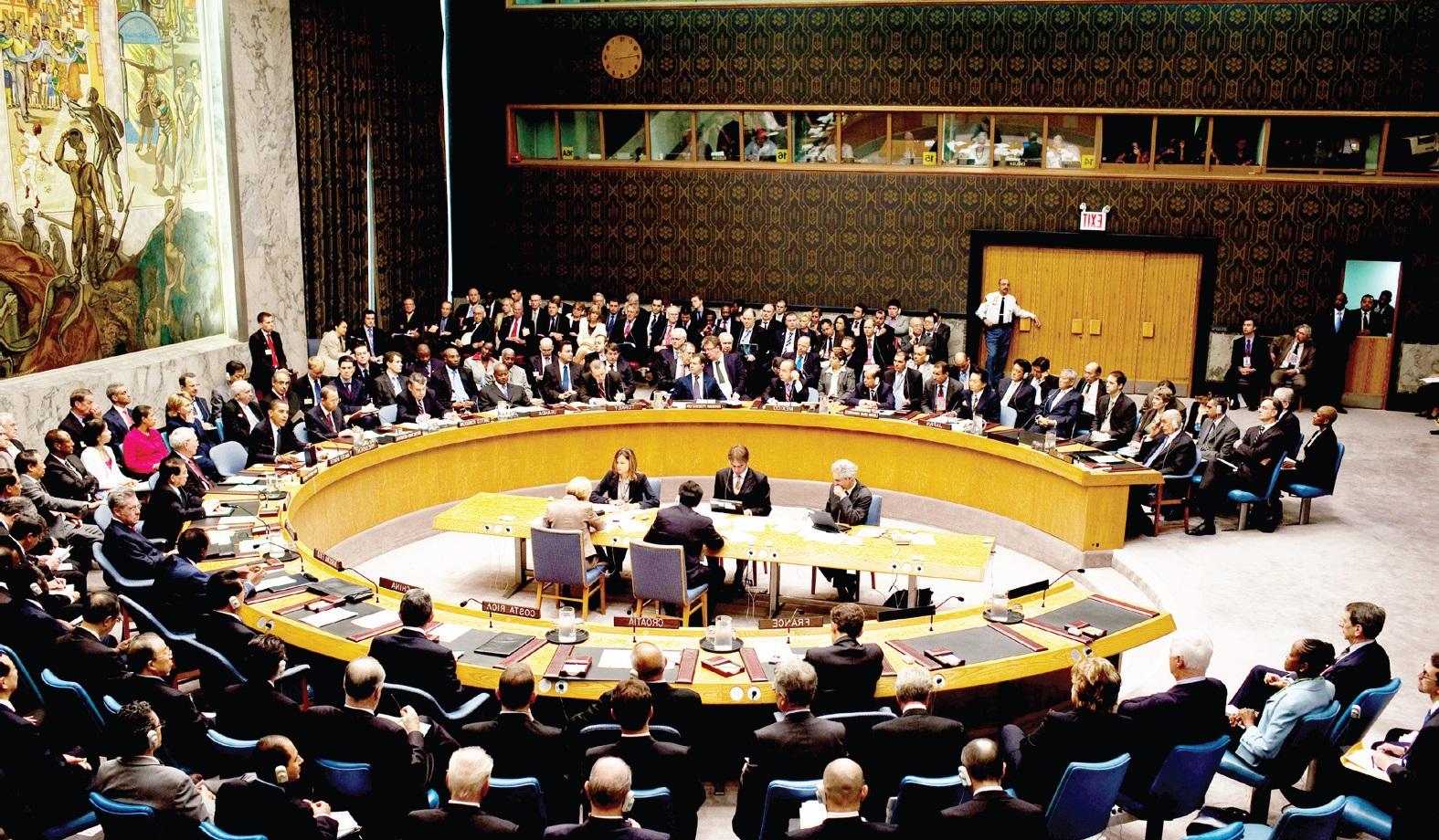 جلسة لمجلس الأمن حول قرارات الجامعة العربية بشأن ليبيا