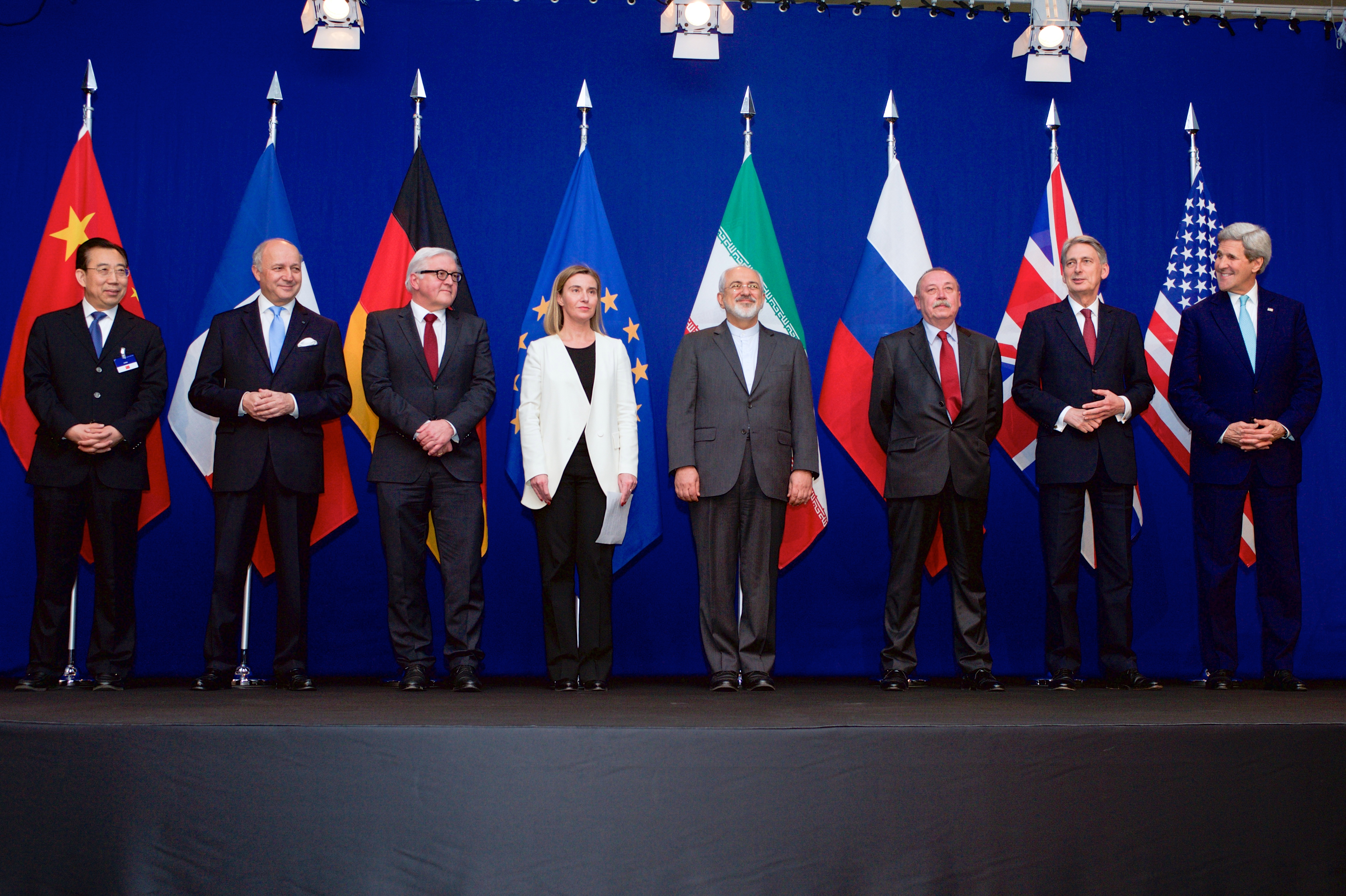 سويسرا ترفع العقوبات عن ايران