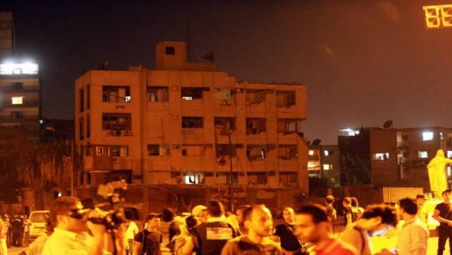 شُبرا الخيمة ومسلسل تفجيرات داعش في مصر