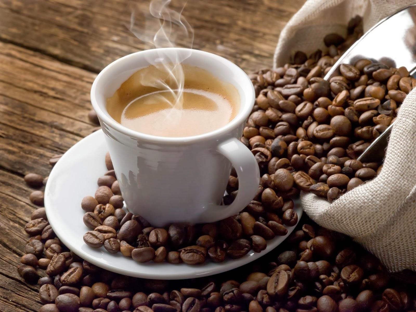 ماذا عن القهوة ؟