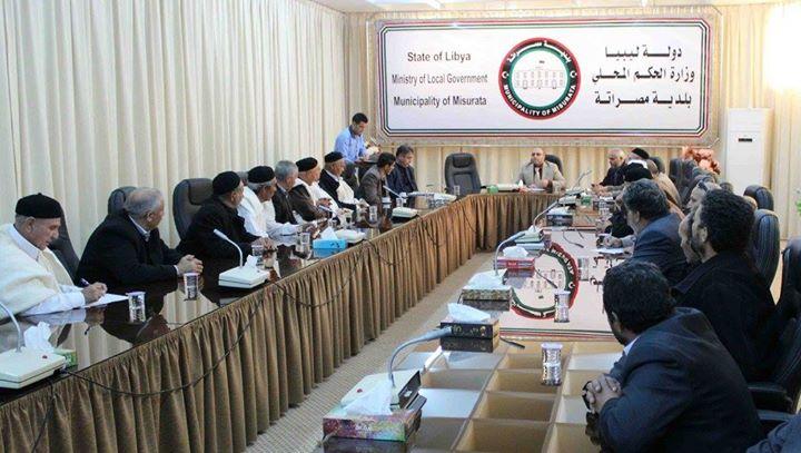 مصراته تقدم قائمة بـ 6 مرشحين لحكومة الوفاق الوطني