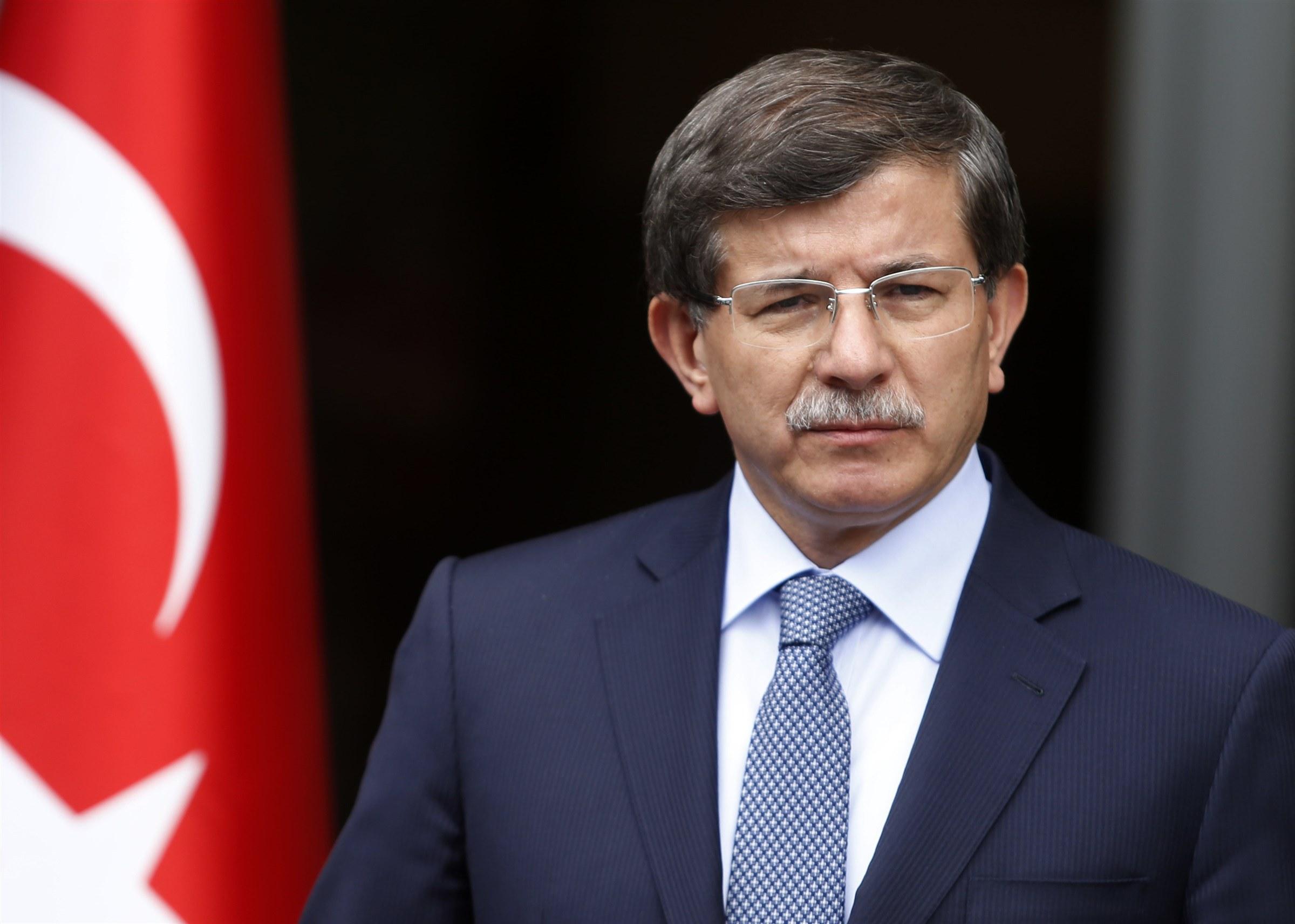 أوغلو يتعهد بتطير بلاده من مقاتلي حزب  العمال الكردستاني