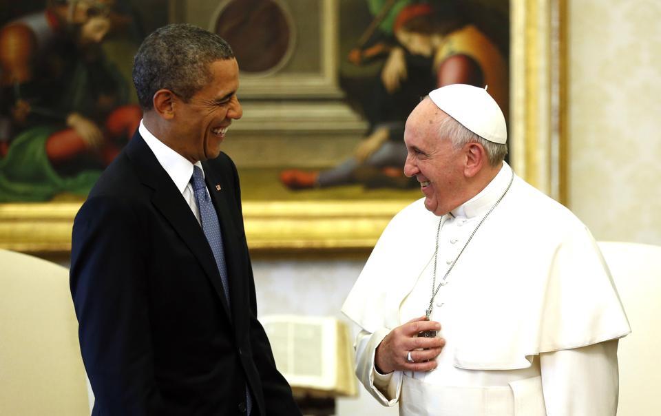 البابا فرنسيس يزور الولايات المتحدة لأول مرة في حياته