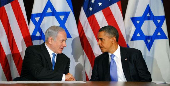 البيت الأبيض يُعلن عن إجتماع مرتقب لأوباما ونتنياهو في نوفمبر
