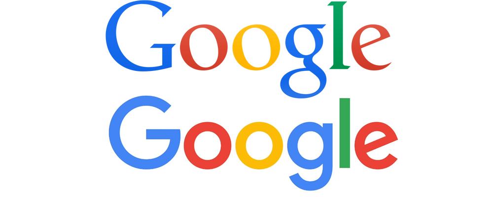 جوجل تقوم بتغيير شعارها