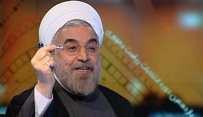 روحاني مستعدون لمناقشة السلام في سوريا مع أي دولة