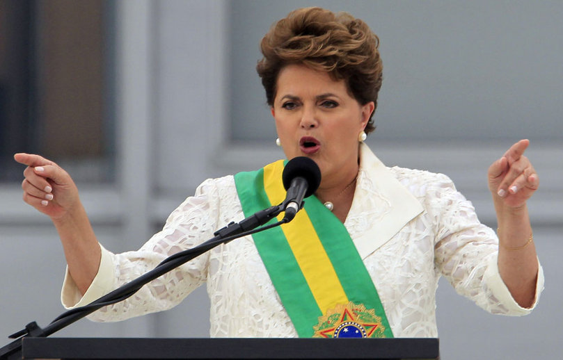 روسيف تبسط ذراعي البرازيل لإستقبال اللاجئين السوريين
