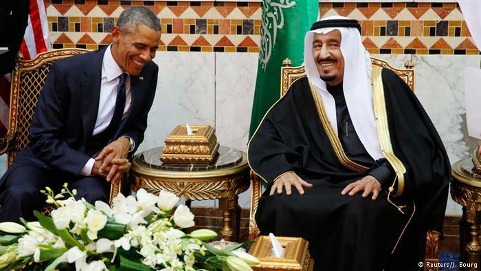 لقاء أوباما - سلمان يُشعر السعودية بالارتياح ازاء الإتفاق النووي الإيراني
