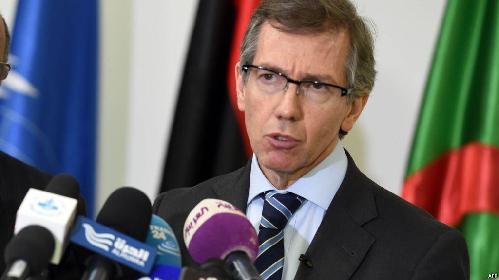 ليون يأمل بنهاية المحادثات الليبية قريباً ويتطلع للاتفاق في نهاية سبتمبر