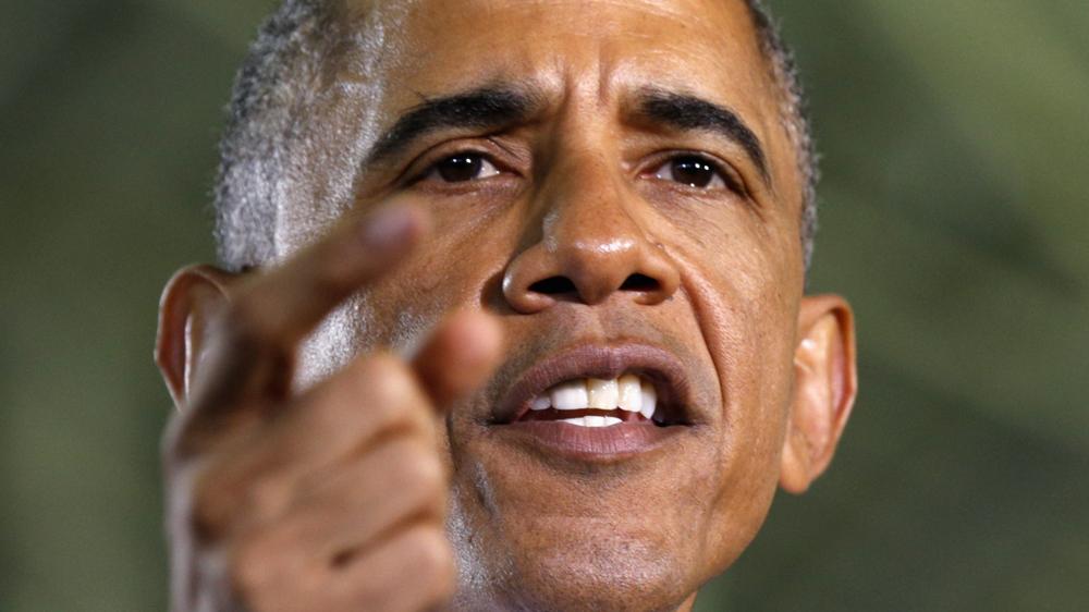 أوباما يحذر موسكو من الإنزلاق في مستنقع يصعب الخروج منه