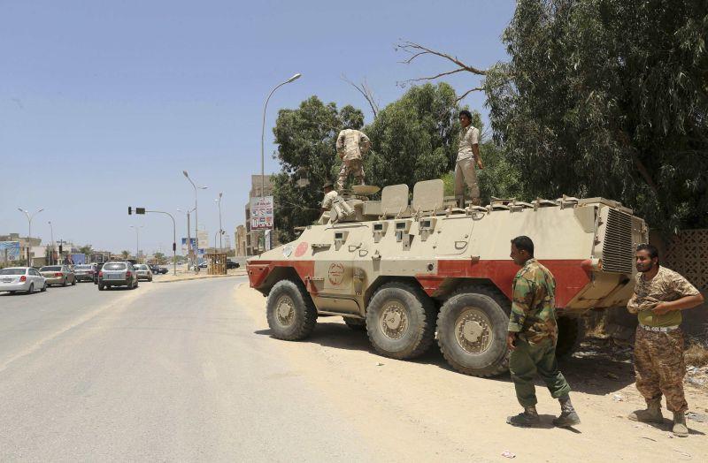 الجيش الليبي على مرمى حجر من طرابلس