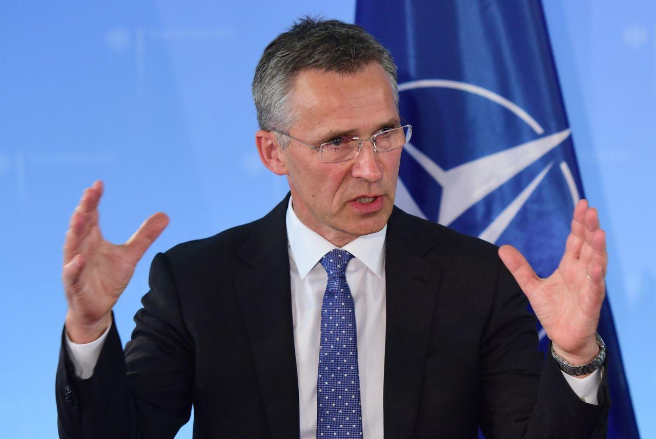 ستولتبنرغ يدعو روسيا للتعاون البناء مع الناتو لمحاربة داعش