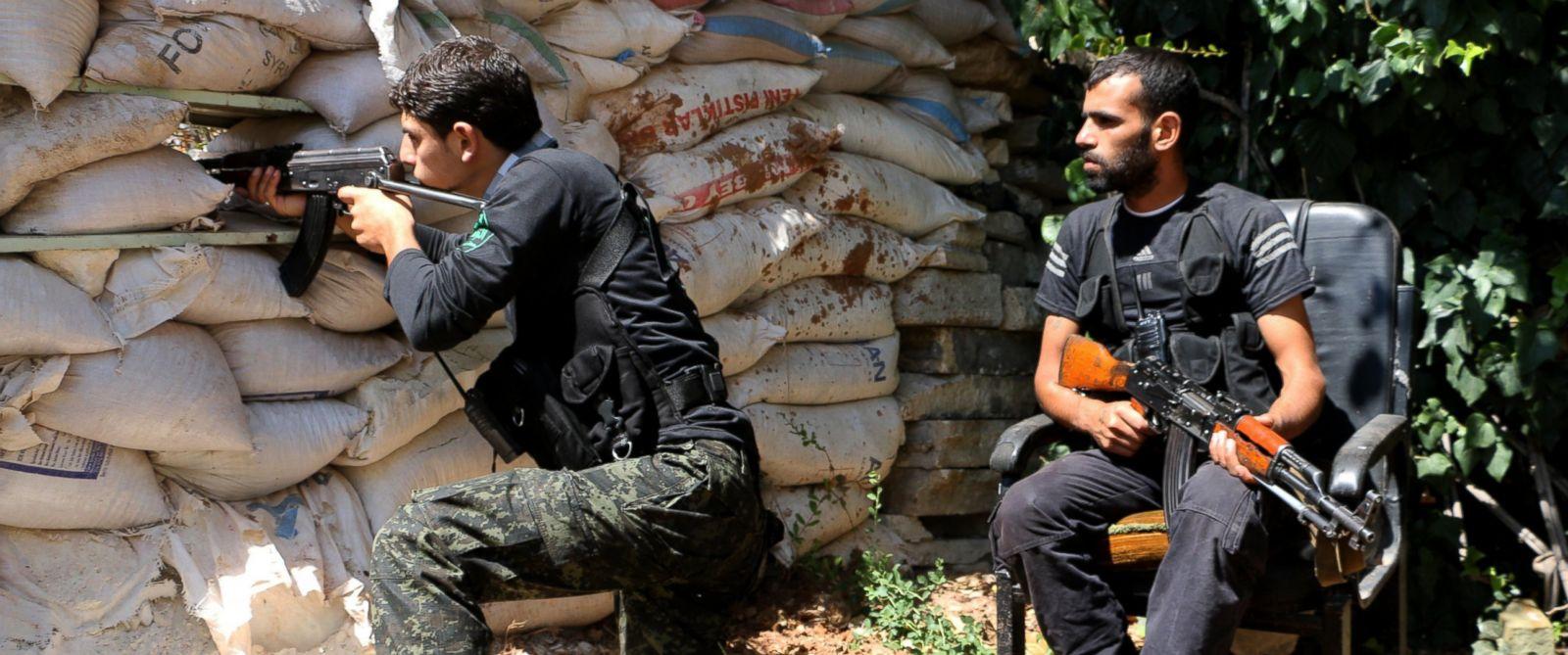 واشنطن تزود مقاتلي المعارضة السورية بالذخائر
