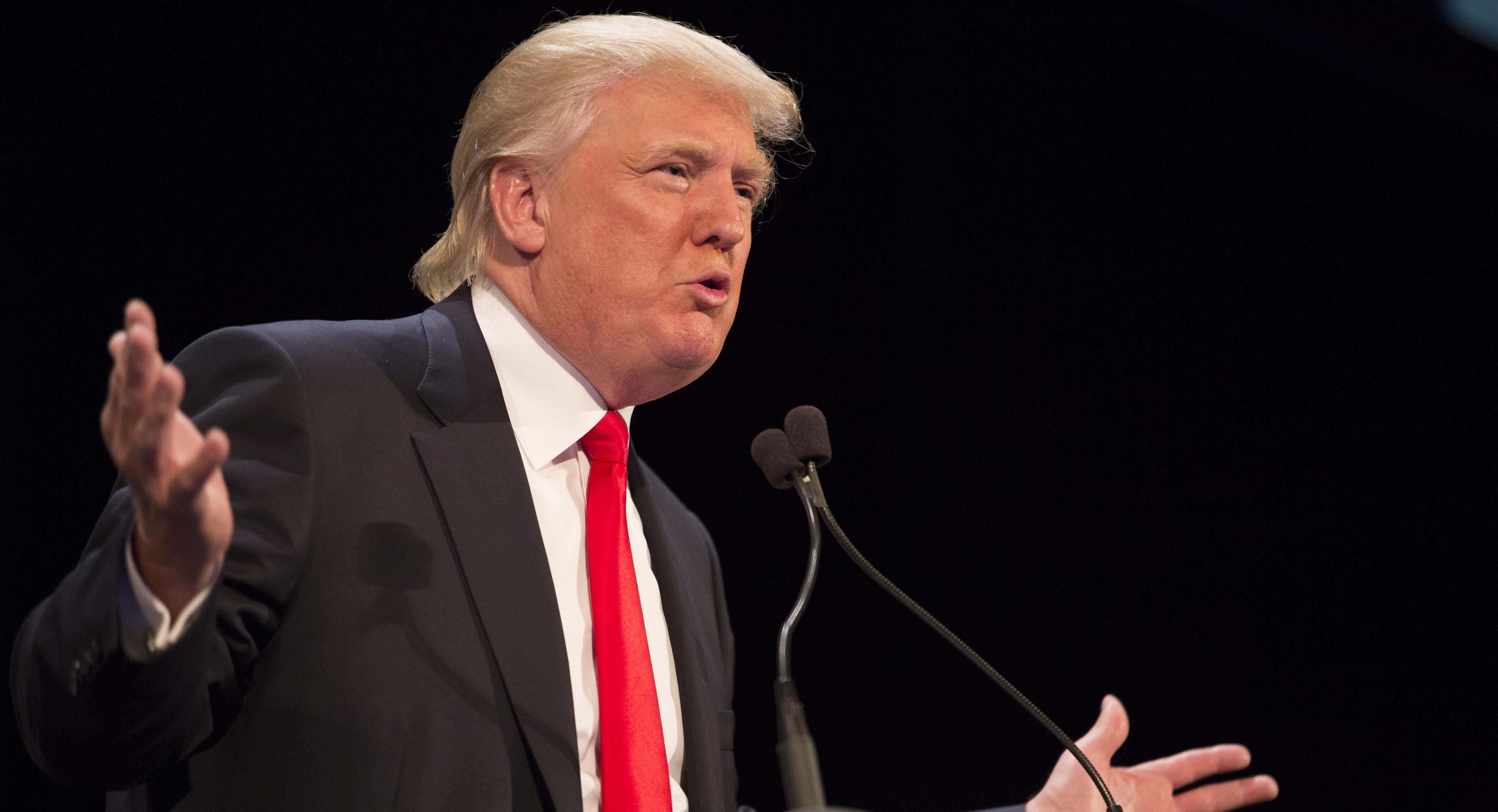 دونالد ترامب سيُعيد اللاجئين السوريين إلى ديارهم إذا أنتخب رئيساً