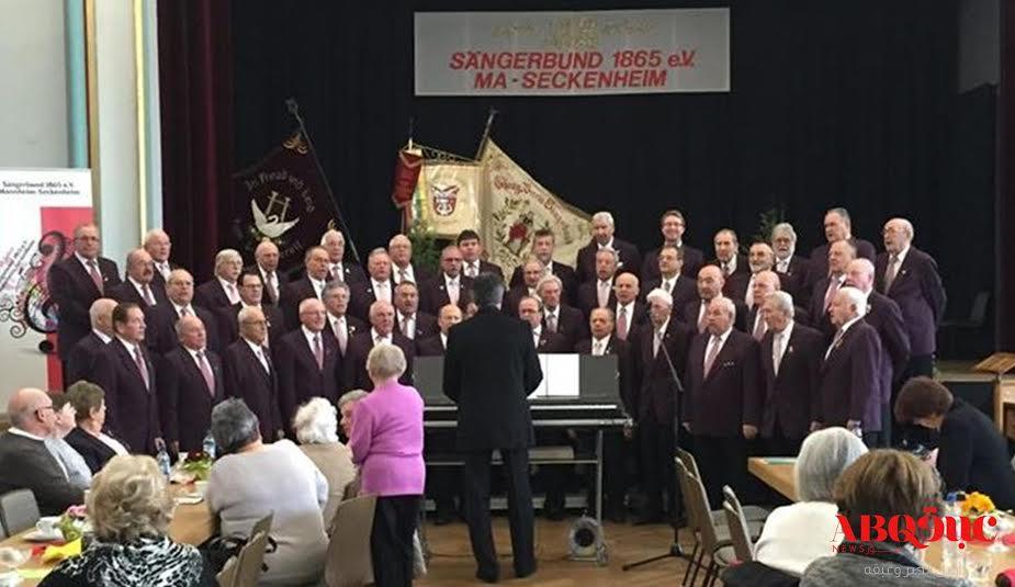 150 عاماً من الغناء في ضاحية سكينهايم – منهايم الألمانية 2