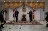 بريطانيا وتونس تؤكدان أن الحل السياسي هو الأنسب للوضع في ليبيا