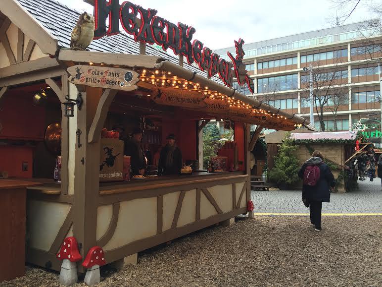 أسواق عيد الميلاد في ألمانيا  1