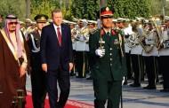 السعودية وتركيا تتفقان على  إنشاء مجلس تعاون استراتيجي لتعزيز التعاون العسكري والاقتصادي بينهما