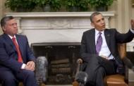 أوباما و الملك عبد الله الثاني يجريان محادثات تتعلق بقضايا الشرق الأوسط في واشنطن