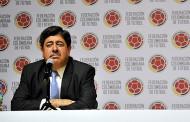 الفيفا تبدأ تحقيقات مع الرئيسين السابقين لاتحادي كولومبيا وتشيلي للعبة