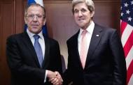 كيري و لافروف يجريان اتصالات لبحث لقاء مرتقب يتعلق بوقف الأعمال القتالية في سوريا