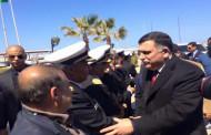السراج يصل إلى طرابلس تمهيداً لبدء العمل