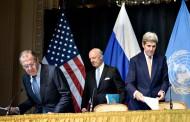 دي ميستورا يناشد كيري ولافروف لتحريك مباحثات السلام السورية