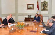 استراتيجية جديدة للطاقة المتجددة في اتقاق تم توقيعه بين عملاق الطاقة الإيطالية ايني ومصر