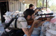 معارك شرسة بين الجيش السوري النظامي  ومقاتلي المعارضة شمالي مدينة حلب
