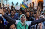 مظاهرات غضب و استنكار في المغرب بعد سحق بائع سمك حتى الموت