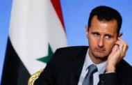 الأسد يبلغ بوتين تعازيه وحزنه البالغ لسقوط الطائرة الروسية