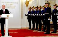 بوتين يعلن الحداد الوطني في روسيا بعد سقوط الطائرة العسكرية