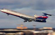تحطم طائرة روسية في البحر الاسود وعلى متنها 92 عضوا في فرقة الجيش الاحمر الموسيقية