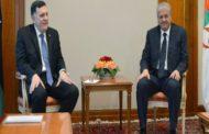 رئيس حكومة الوفاق الليبية فائز السراج في الجزائر بعد أسبوع من زيارة حفتر