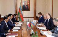 التعاون الاقتصادي أهم محادثات أذربيجان وقطر بالعاصمة باكو