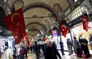 انخفاض إيرادات السياحة في تركيا إلى 27.2% في الربع الرابع من العام الماضي