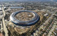 أبريل المقبل سيشهد افتتاح مقر شركة آبل الجديد بحسب وسائل اعلام أمريكية