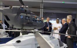 ابو ظبي تبرم صفقات عسكرية باكثر من خمسة مليارات دولار في معرض ايدكس