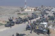 القوات العراقية تقتحم مطار الموصل الدولي و تُعلن سيطرتها على قاعدة عسكرية