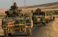 أنقرة تعلن انتهاء عمليتها العسكرية في شمال سوريا