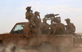 اشتباكات متواصلة تقودها قوات سوريا الديمقراطية قرب مدينة الطبقة السورية لطرد الجهاديين