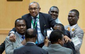 الاتحاد الافريقي لكرة القدم ينتخب المدغشقري أحمد أحمد رئيساً جديداً له